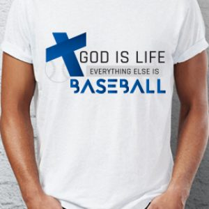 God is Life – Baseball Edition