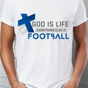 God is Life – Football Edition